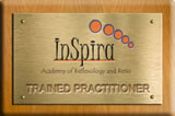 Reflexology training with Inspira